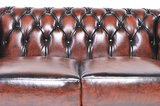 Chesterfield Original 3-Seat Wash Off Brown_