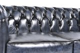 Chesterfield Original 4-seat Sofa Wash Off Blue_