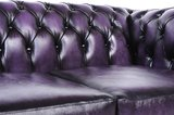 Chesterfield Original 4-seat Sofa Wash Off Purple_
