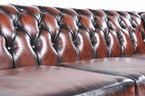 Chesterfield Original 4-seat Sofa Wash Off Brown_