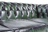 Chesterfield Original Armchair Wash Off Green_