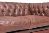 Chesterfield Vintage 2-seat Sofa Brown_