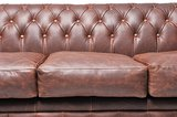 Chesterfield Vintage 5-seat Sofa Brown_