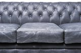 Chesterfield Vintage 6-seat Sofa Black_
