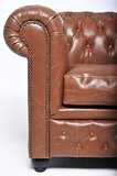 Chesterfield Vintage Armchair Mocca_