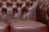 Chesterfield Sofa Class Leather | 2-Seater | Cloudy Red | 12 jaar Guarantee_