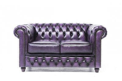 Chesterfield Original 2 - Seat Wash Off Purple